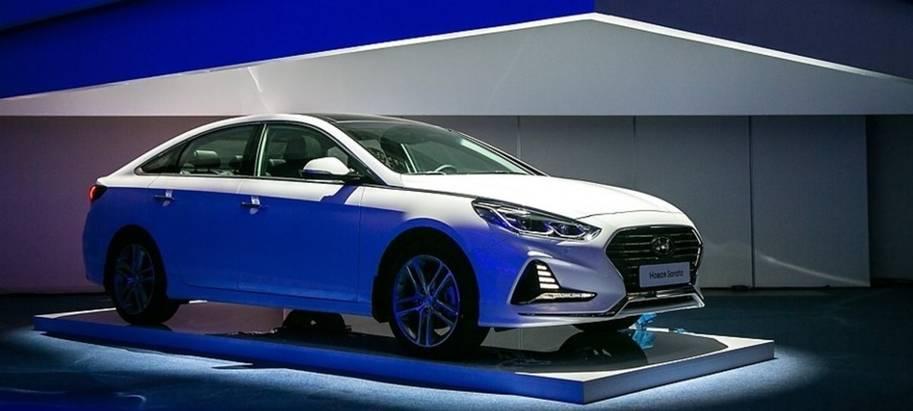 Hyundai Sonata вернулась нароссийский рынок