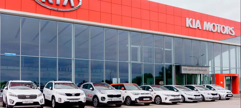 KIA объявляет результаты продаж вРоссии задекабрь 2017 года ипоитогам года