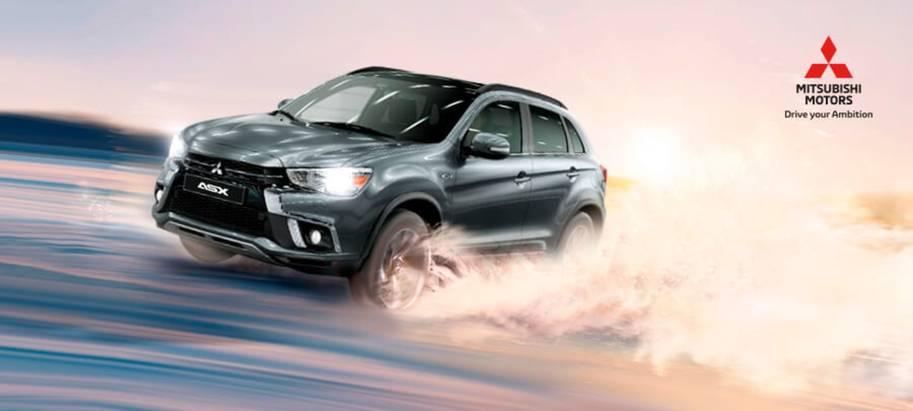 Новый заряд эмоций нановом Mitsubishi ASX вКасам Авто!