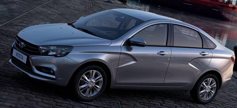 LADA Vesta станет официальным автомобилем XIX Всемирного фестиваля молодёжи истудентов