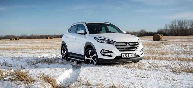 Hyundai Tucson: новая линейка комплектаций