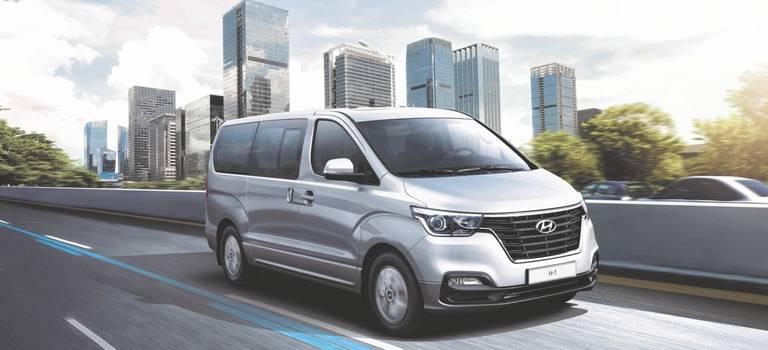 Обновленный Hyundai H-1 выходит нароссийский рынок