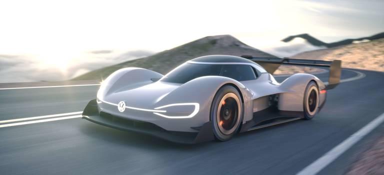 Volkswagen I.D. RPikes Peak готов кмировой премьере