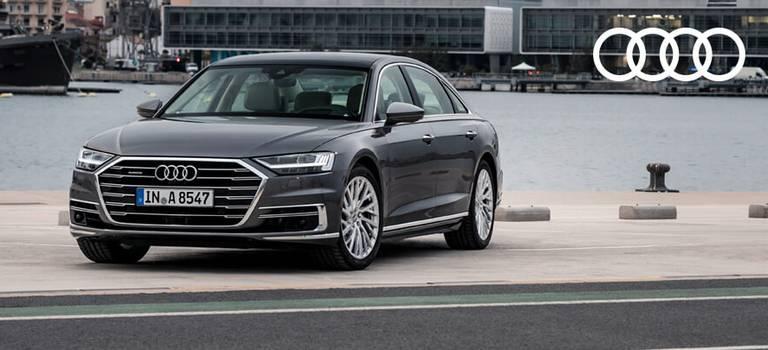 Audi Россия объявляет старт приема заказов нановую модификацию Audi A8