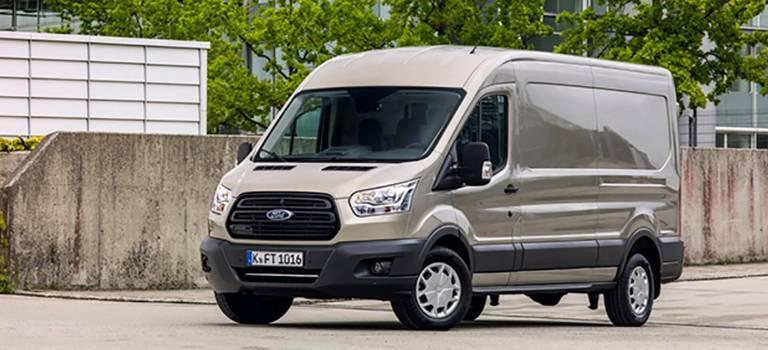 Продажи Ford Transit выросли на62.4%