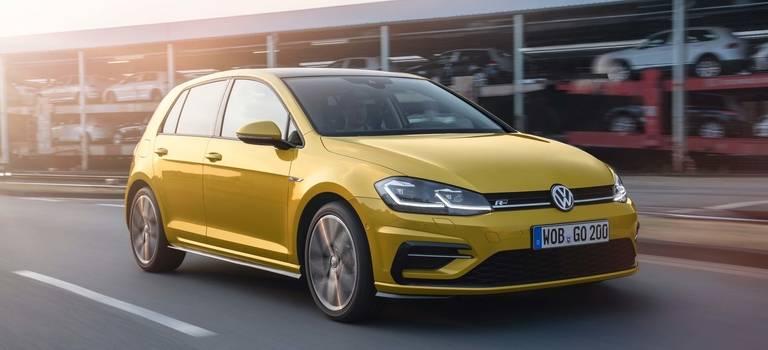 Volkswagen Golf— начало продаж вРоссии