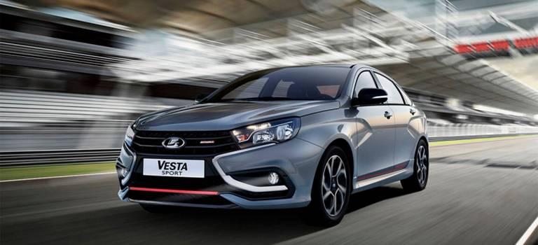 LADA Vesta Sport— драйв нового уровня