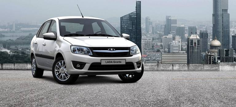 АвтоВАЗ представил новое поколение Lada Granta