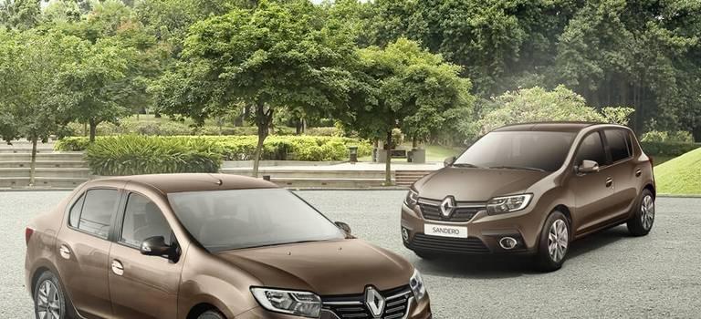 Встречайте Новый Renault LOGAN иНовый Renault SANDERO!