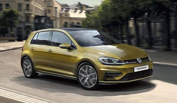 Volkswagen начал тест-драйв нового поколения хэтчбека Golf
