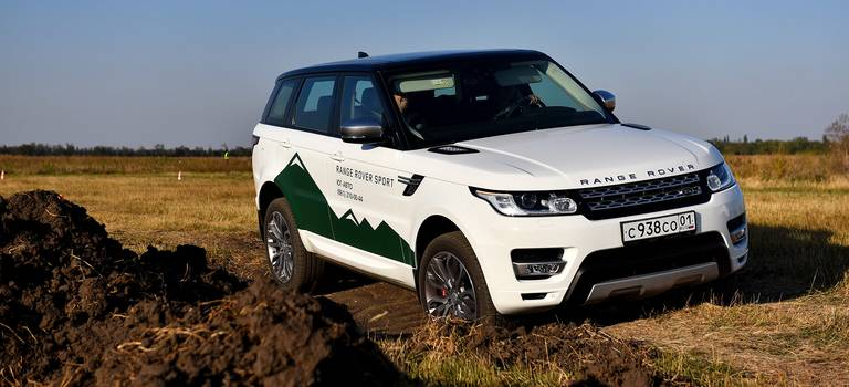 Road Show Jaguar Land Rover 2018!