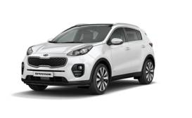 KIA Sportage 2.0 AT6 (150 л.с.) 2WD Luxe