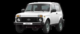 LADA 4x4 1.7 5MT 8кл (83 л.с.) 3 дв. Luxe Металлик (21214-52-011)