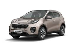 KIA Sportage 2.0 AT6 (150 л.с.) 4WD Comfort