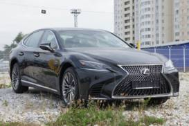Lexus LS LS 500 LS 500 Premium 2