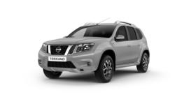 Nissan Terrano 1.6 MT5 (114 л.с.) 2WD Elegance Plus