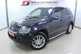 Suzuki Grand Vitara 2011 г. (черный)