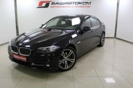 BMW 5er 2016 г. (черный)
