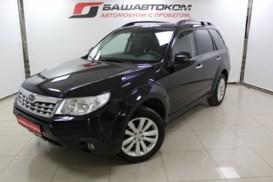Subaru Forester 2012 г. (черный)