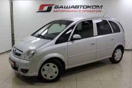 Opel Meriva 2007 г. (серебряный)