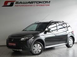 Renault Sandero Stepway 2011 г. (черный)