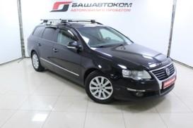 Volkswagen Passat 2009 г. (черный)