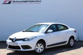 Renault Fluence 2014 г. (белый)