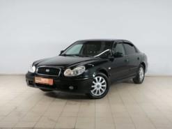 Hyundai Sonata 2008 г. (черный)