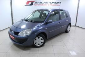 Renault Scenic 2009 г. (голубой)