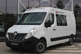 Renault Master 2015 г. (белый)