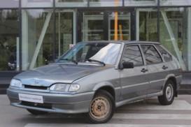 LADA 2114 2007 г. (серый)
