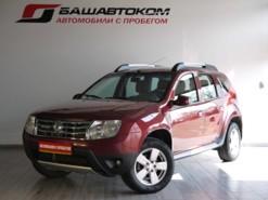 Renault Duster 2012 г. (красный)