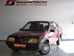 LADA 21099 1996 г. (красный)