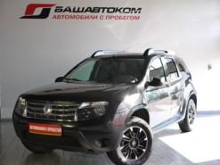 Renault Duster 2014 г. (черный)