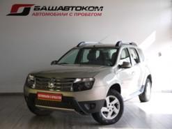 Renault Duster 2013 г. (бежевый)