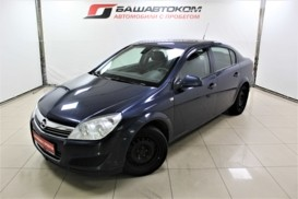 Opel Astra 2011 г. (синий)