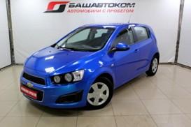 Chevrolet Aveo 2012 г. (синий)