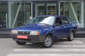 LADA 21099 2004 г. (синий)