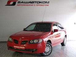 Nissan Almera 2006 г. (красный)