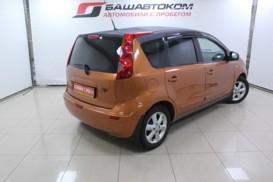 Nissan Note 2008 г. (оранжевый)