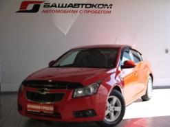 Chevrolet Cruze 2012 г. (красный)