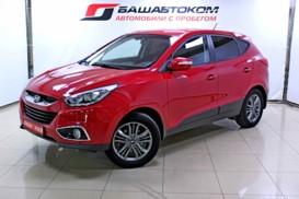 Hyundai ix35 2014 г. (красный)