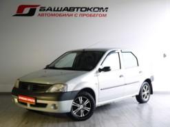 Renault Logan 2008 г. (серый)