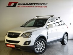 Opel Antara 2013 г. (белый)