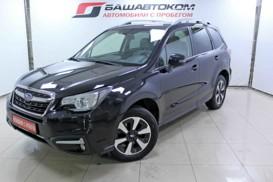 Subaru Forester 2016 г. (черный)
