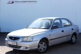 Hyundai Accent 2005 г. (серебряный)