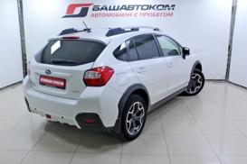 Subaru Impreza 2012 г. (белый)