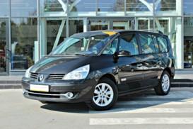 Renault Espace 2010 г. (черный)